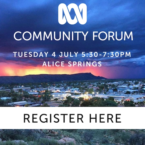 ABC Board travels to Alice Springs