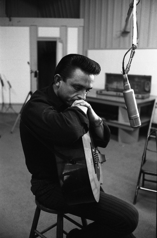 Johnny Cash - (c) Don Hunstein - Sony Music Entertainment