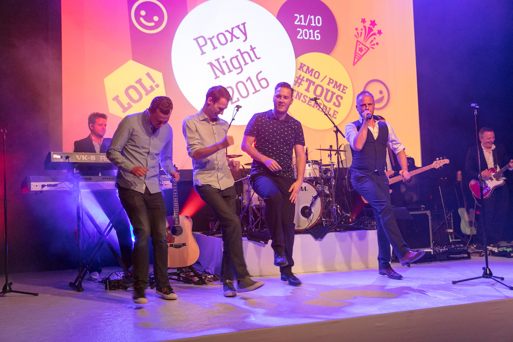 SD Worx - Proxy Night 2016