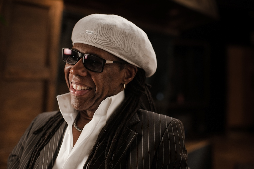 Nile Rodgers - (c) Colin Finlay