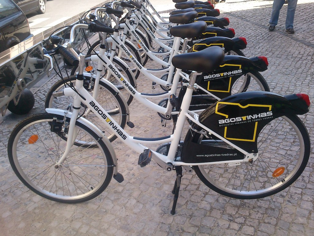 2016 EMW Example PRT Torres Vedras Bike Sharing