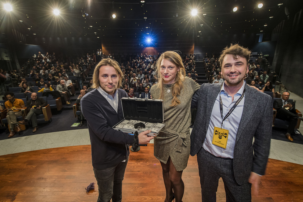 Artlead wint Start it @kbc-award op Demo Day
