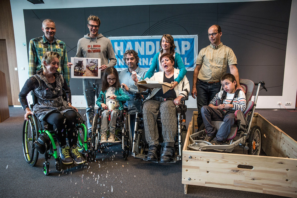 HANDICAP INTERNATIONAL ET SES BRICOLEURS DU CŒUR REVIENNENT
