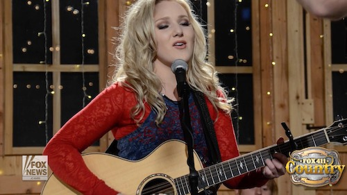 "Preview: Rising Country Star Kaylee Keller Premieres ""Nowhere America"" at Fox News"