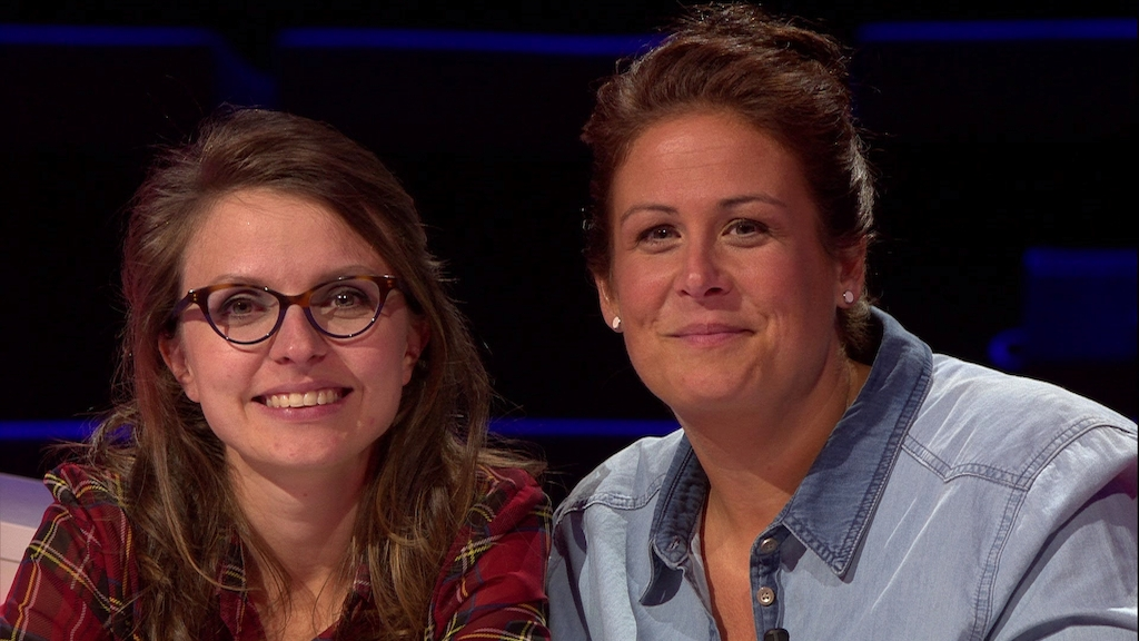Aflevering 10 (5 jan): Veronique & Dorien  (c) VRT