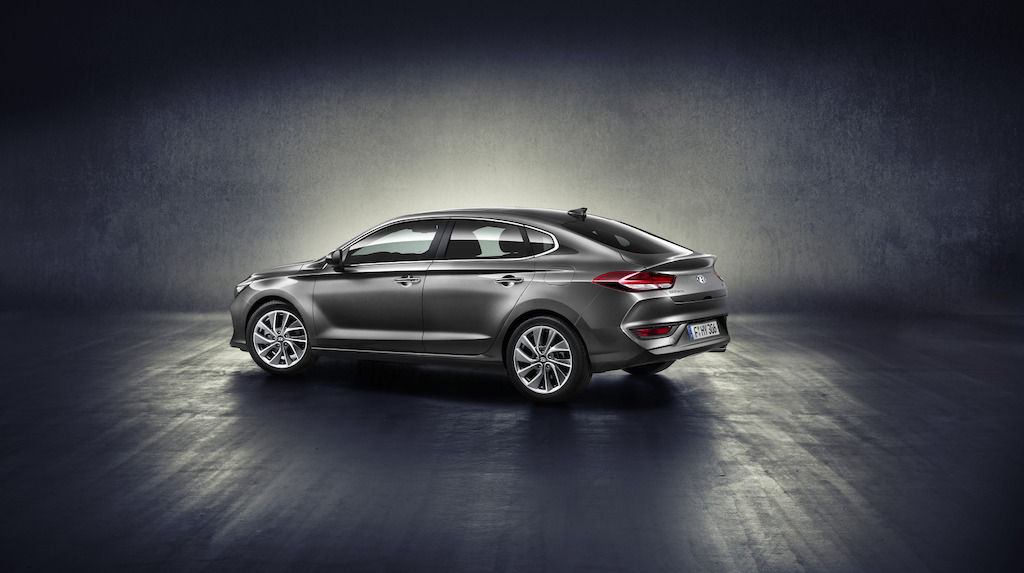 All-New Hyundai i30 Fastback
