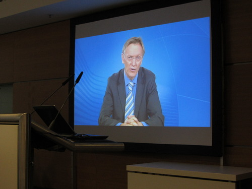 Video message from Commissioner Potocnik