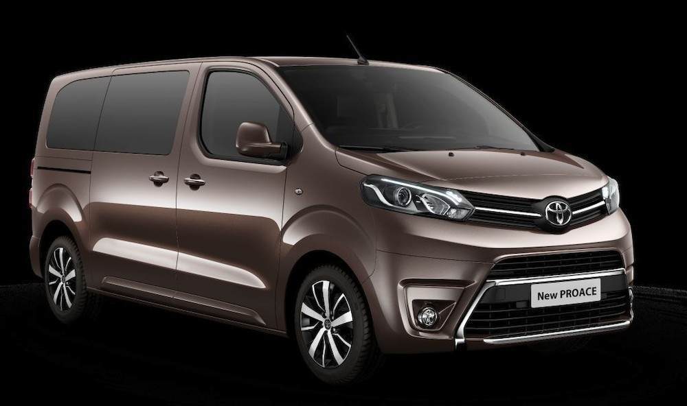 Toyota PROACE: prix, planning de production e.a.