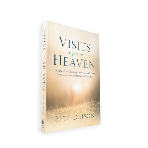 New Book VISITS FROM HEAVEN Explores One Man's Eye-Opening Encounter with Death, Grief and Comfort from the Other Side