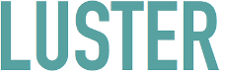 LUSTER press room Logo