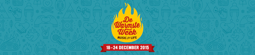 Siska Schoeters, Linde Merckpoel & Eva De Roo presenteren De Warmste Week van Music for Life