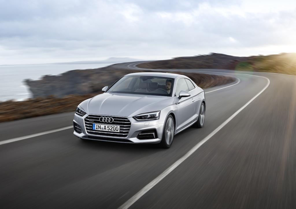 Audi  A5 Coupée