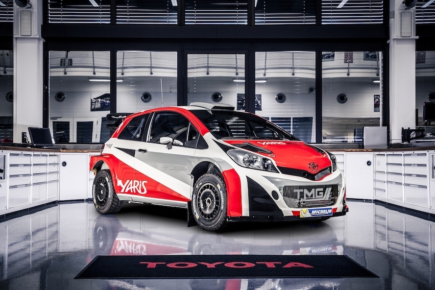 Toyota Motor Corporation (TMC) today announces its Toyota Racing, Lexus Racing and GAZOO Racing motorsports activities for 2015.