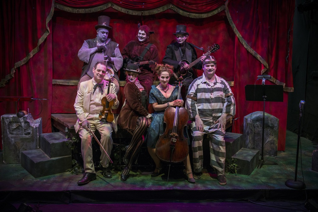 The Ghastly Dreadfuls - Photo courtesy of Center for Puppetry Arts