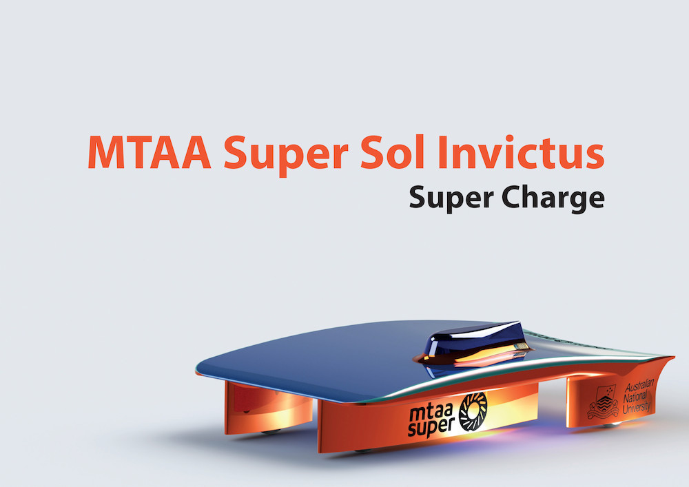 EMBARGOED MEDIA RELEASE: MTAA Super to partner with ANU solar car team
