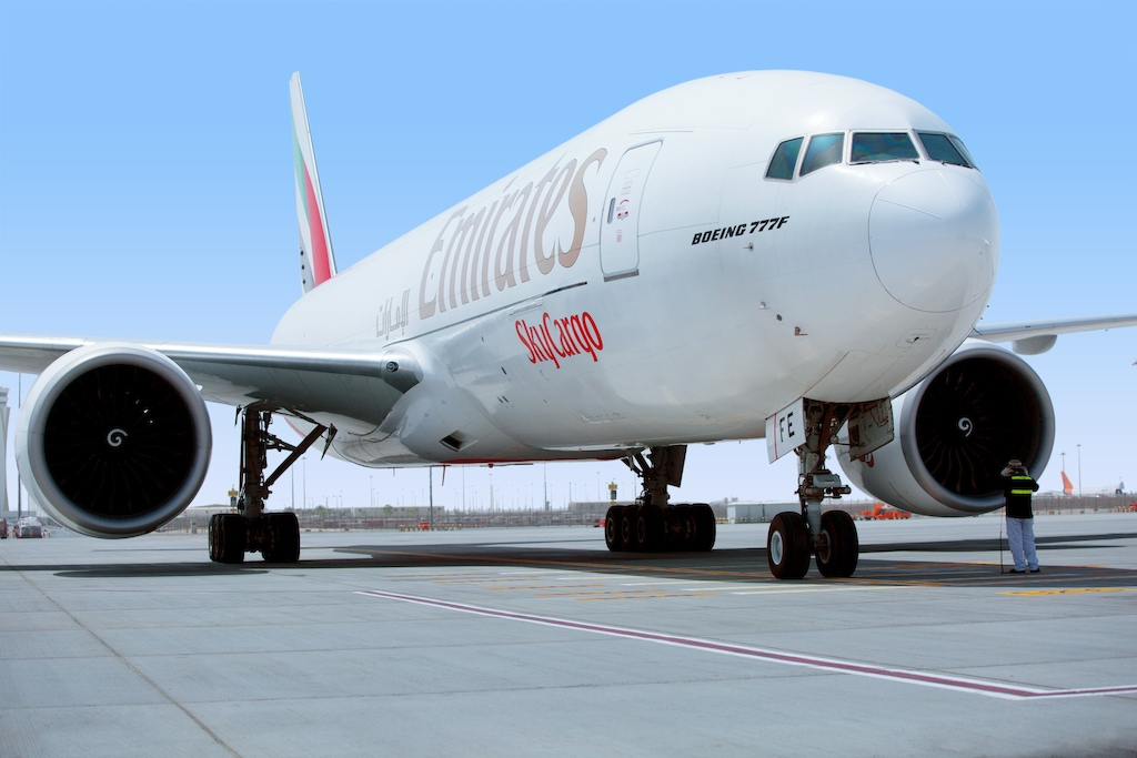 Emirates SkyCargo named Highly Acclaimed Global Cargo Airline of the Year at Air Cargo Africa 2017