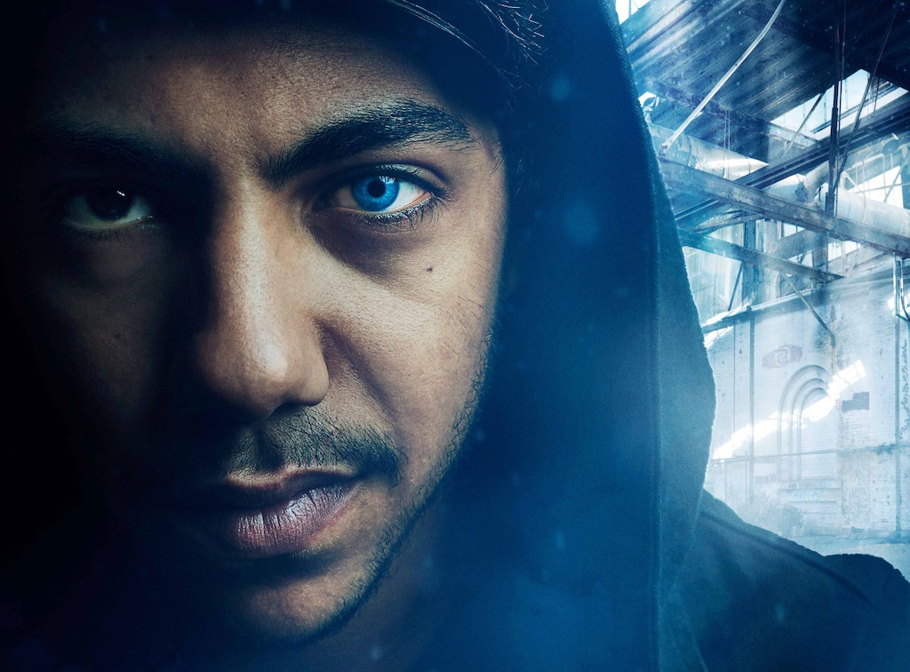 Hunter Page-Lochard is Koen West (The Cleverman)