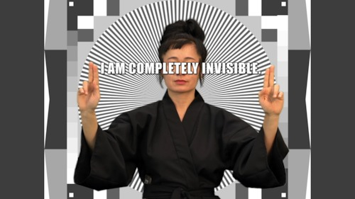 Hito Steyerl - HOW NOT TO BE SEEN: A FUCKING DIDACTIC EDUCATIONAL .MOV FILE © Hito Steyerl
