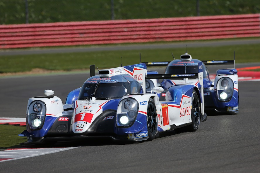 SPA BECKONS FOR THE WORLD CHAMPIONS