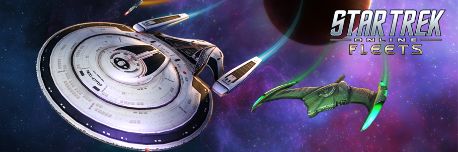 STAR TREK ONLINE: FLEET COMMAND FÜR XBOX ONE UND PLAYSTATION®4