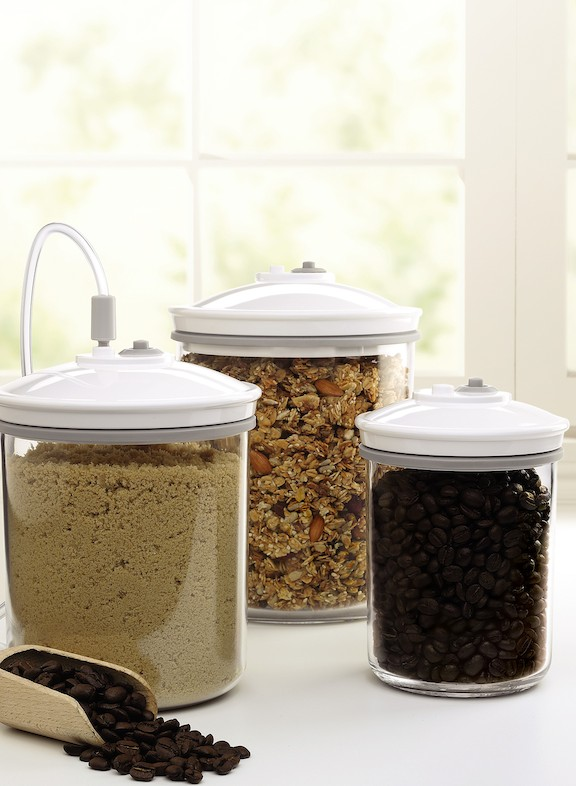FoodSaver Fresh Food Containers FSC003 3set 24,95€