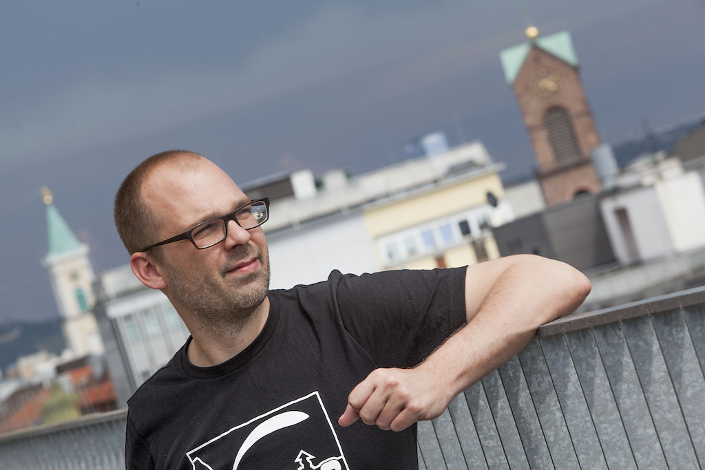 Klaas Kersting, flaregames CEO and founder