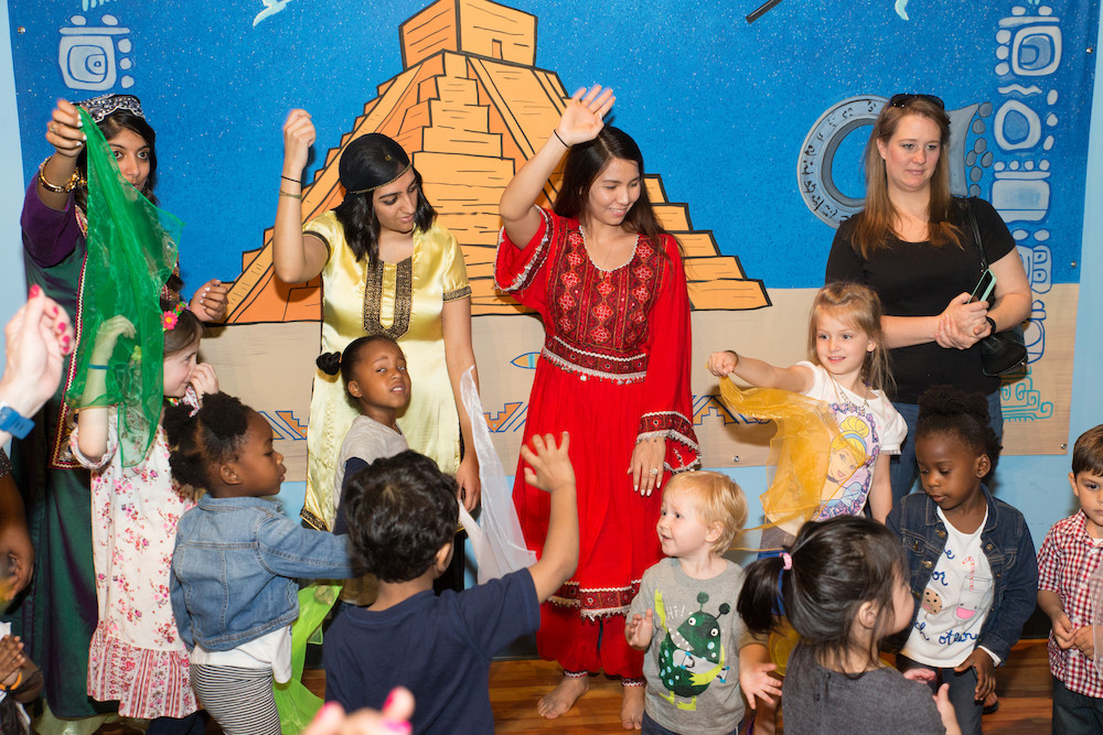 Celebrate spring with Children's Museum of Atlanta's March programming