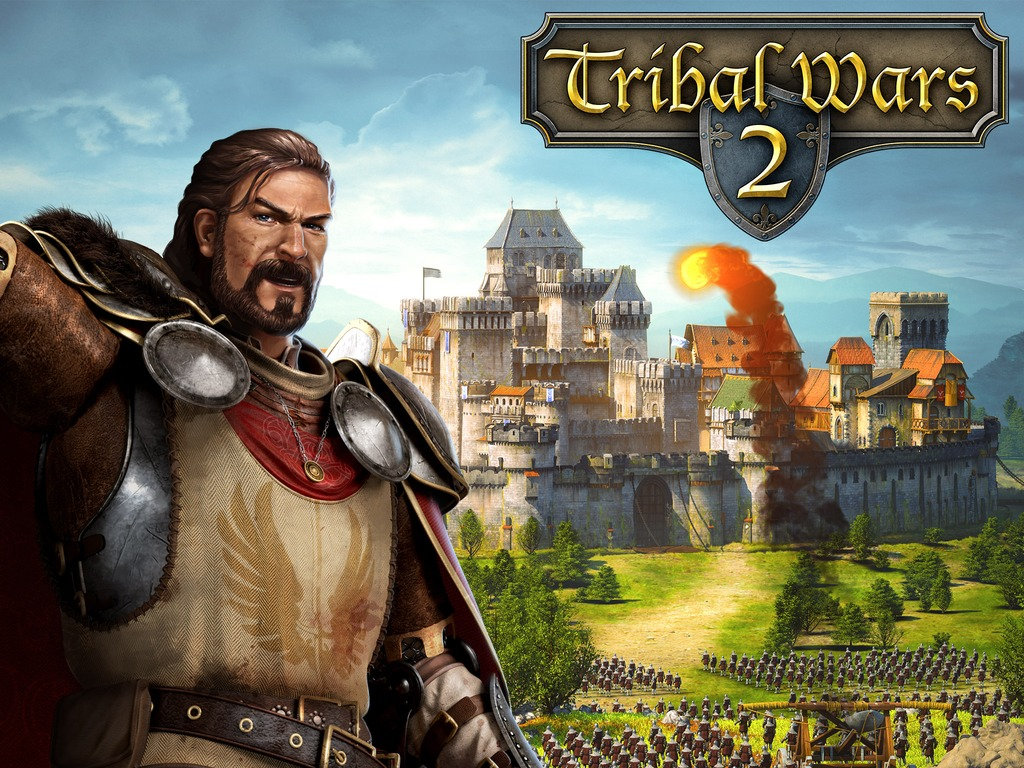 Tribal Wars 2 Main Image