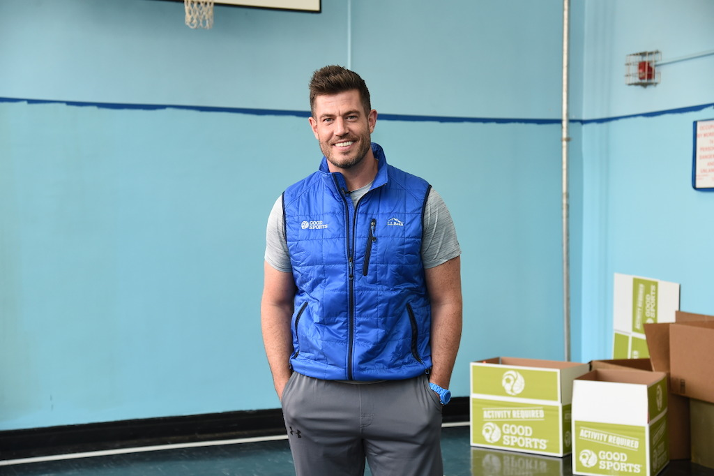 ABC and ESPN commentator Jesse Palmer named Good Sports national spokesperson.