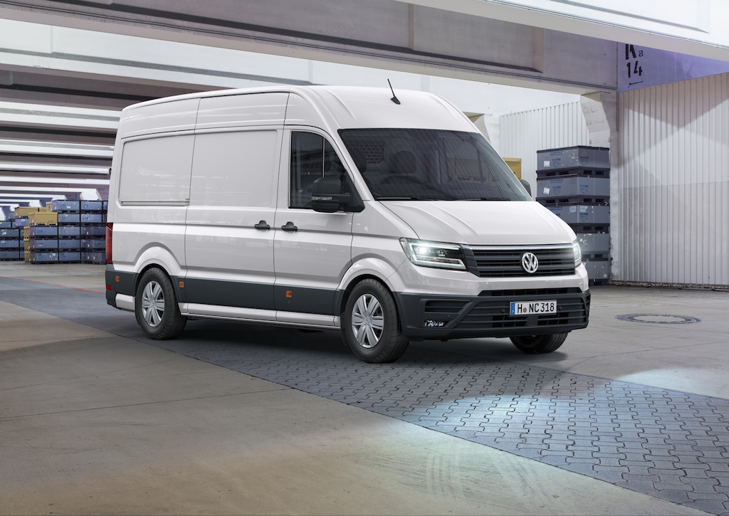 VW Crafter 2016