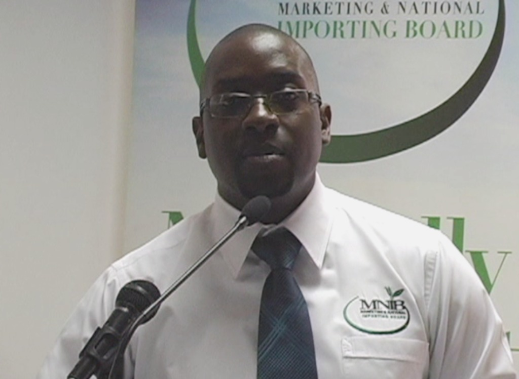 Mr. Ruel Edwards, CEO of the MNIB, elaborates on the initiative.