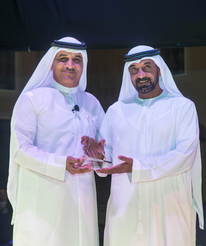 flydubai receives award at the Arabian Hotel Investment Conference