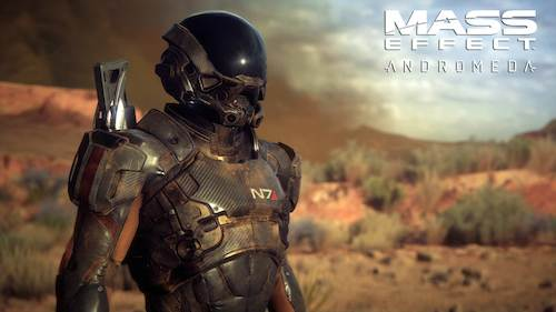 Preview: Get Game Ready for Mass Effect Andromeda