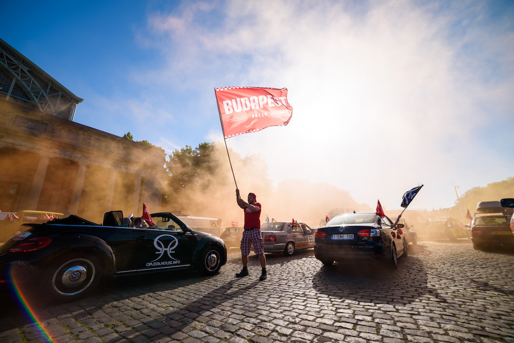 The Budapest Rally © Anton Legers