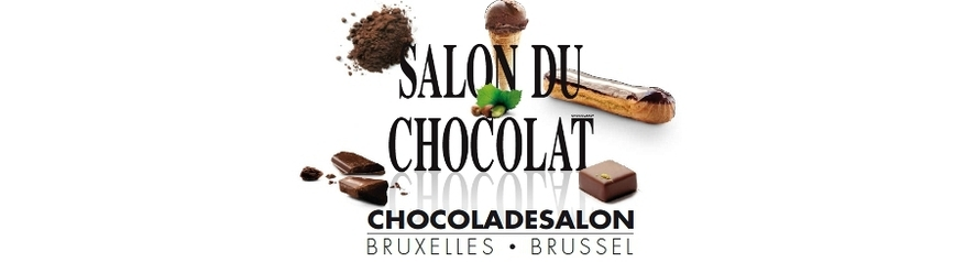 Opening Salon du Chocolat 4th February 2016
