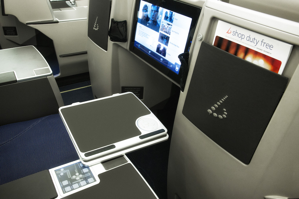 Long Haul Business Class