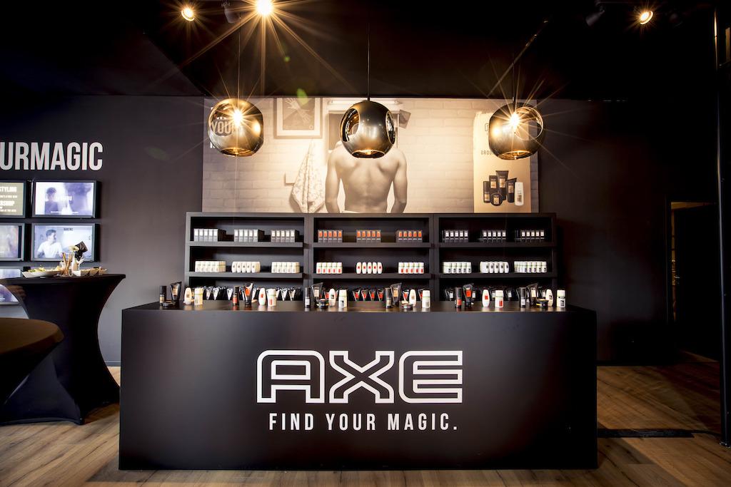 AXE makes Belgian 'guys next door' the stars of its ...