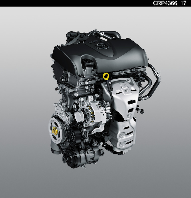 Picture 1.5 Petrol engine