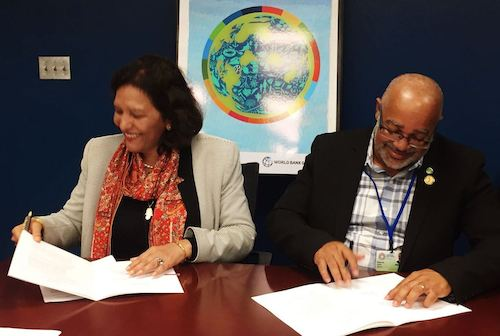 OECS Signs US$6.3M to Support Blue Economy Transition in the Eastern Caribbean