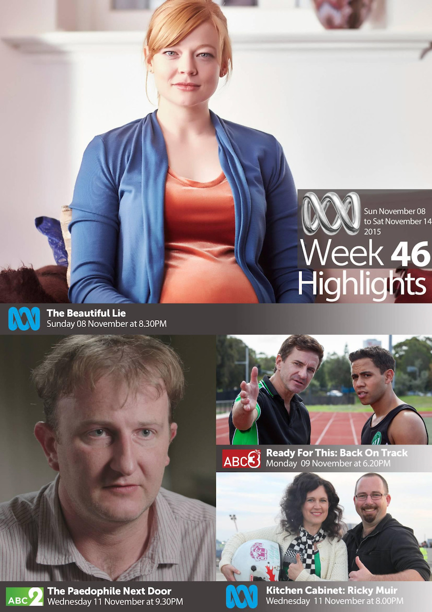 ABC TV Highlights - Week 46