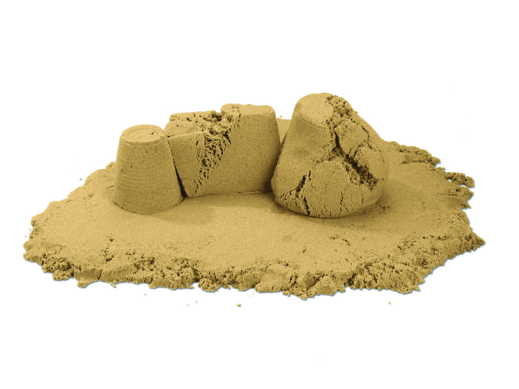 Kinetic sensory sand developed by Lakeshore