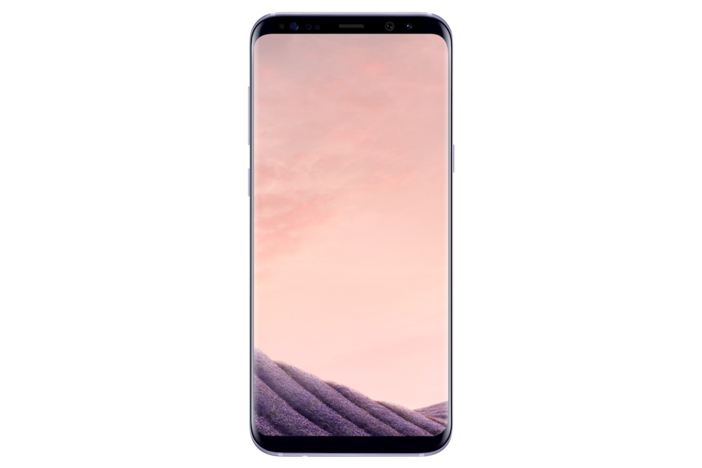 Galaxy S8+ Orchid Grey