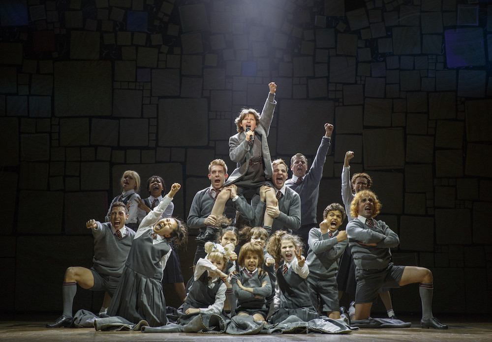 Broadway in Atlanta offers discounted college student rush tickets for MATILDA THE MUSICAL at the Fox Theatre April 18-23