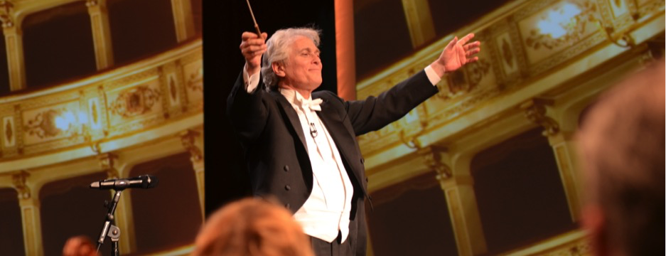 Conductor Roger Nierenberg presents InSight Concerts, an immersive experience that places audience members in the midst of a symphony orchestra