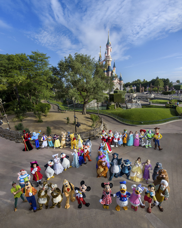 DISNEYLAND PARIS_25 ANS