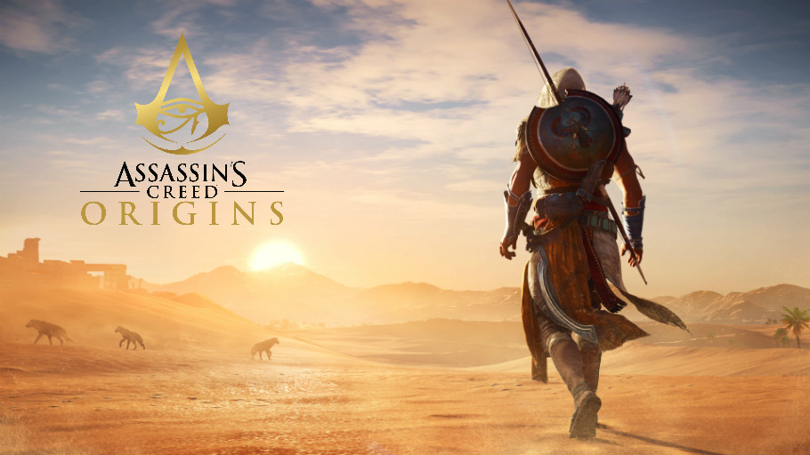 EXPERIMENTA LOS MISTERIOS DEL ANTIGUO EGIPTO EN ASSASSIN'S CREED® ORIGINS