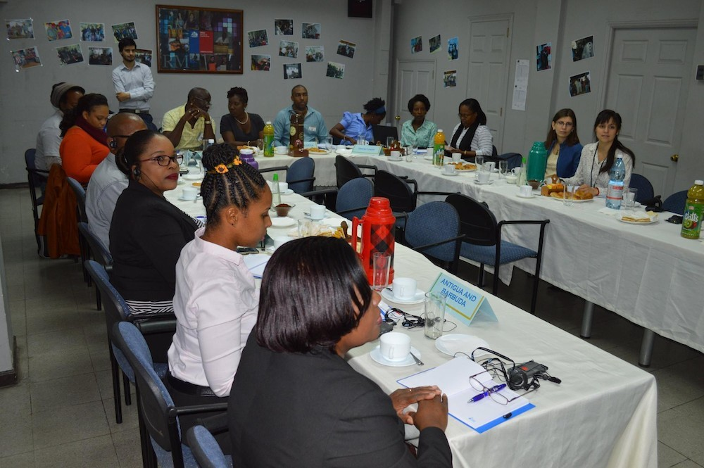 Chile hosts OECS Delegation in a Study Tour on Multi-Dimensional Poverty