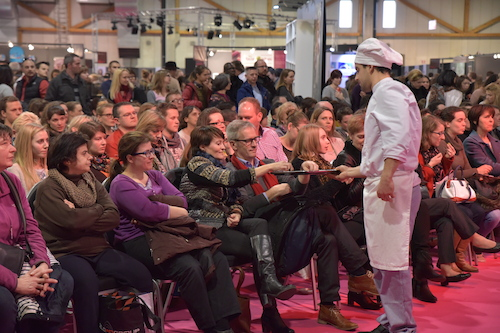Save the date : 5th to 7th of February 2016 - 3rd Salon du Chocolat in Brussels