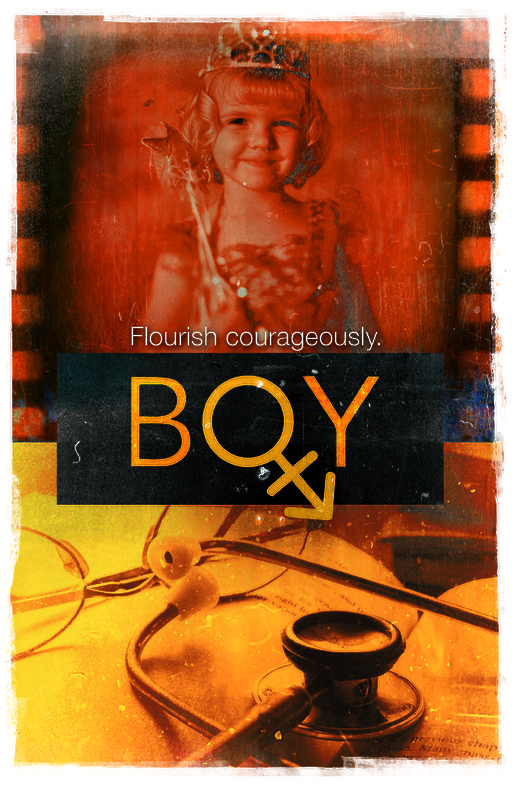 BOY artwork with tag line (Daryl Fazio)