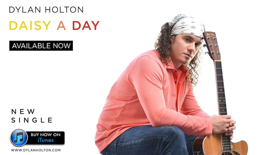 Dylan Holton Celebrates Release Of Latest Single,